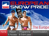 European Snow Pride 2014
