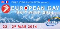 European Gay Ski Week 2014